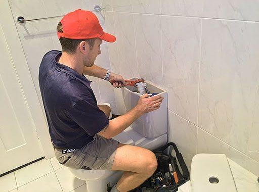 Unblock a Toilet Drain