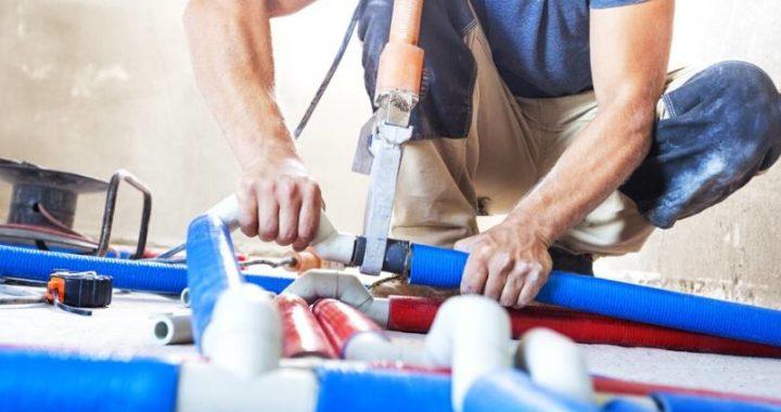 Having a Plumbing Contractor